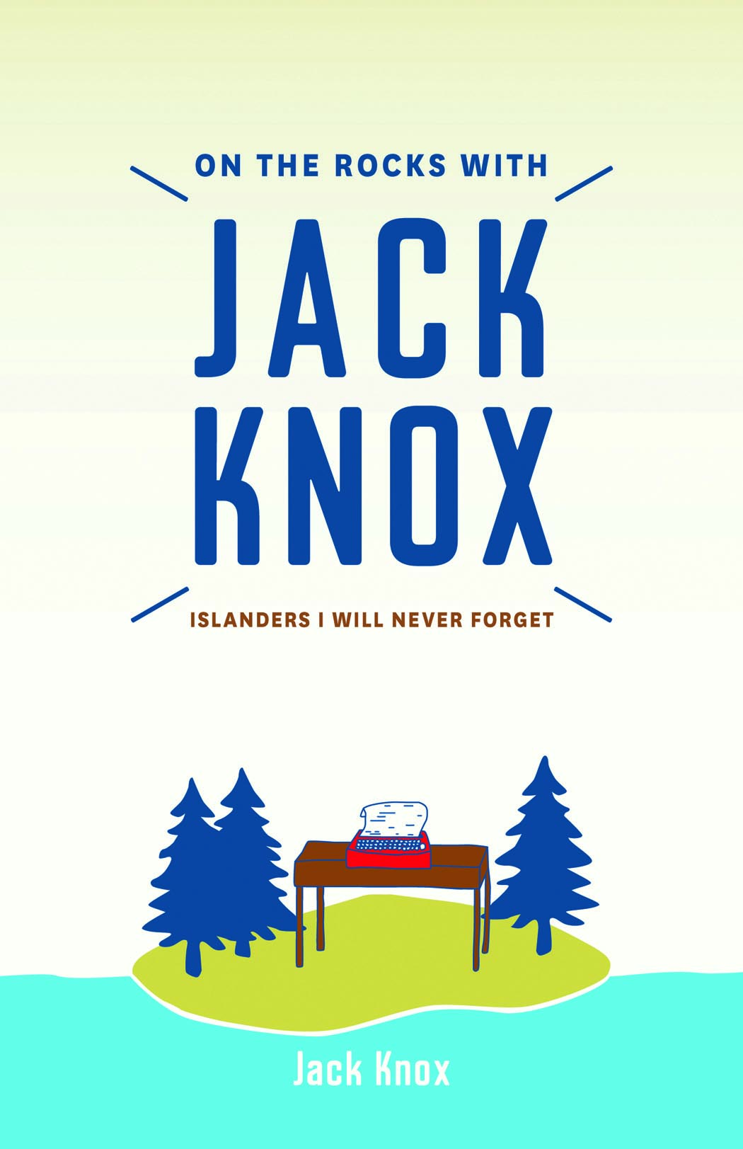 Jack Knox at Volume One Bookstore