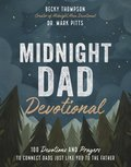 Cover image for Midnight Dad Devotional