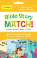 Cover image for Bible Story Match!