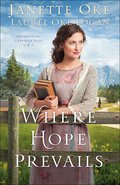 Cover image for Where Hope Prevails