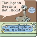 Cover image for Pigeon Needs a Bath Book!