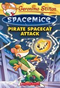 Cover image for Geronimo Stilton Spacemice #10