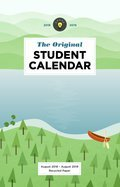 Cover image for Original Student Calendar 2018/19