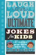 Cover image for Laugh-Out-Loud Ultimate Jokes for Kids