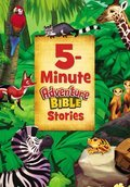 Cover image for 5-Minute Adventure Bible Stories