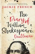 Cover image for Diary of William Shakespeare, Gentleman