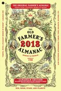 Cover image for Old Farmer's Almanac 2018