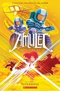 Cover image for Amulet #8