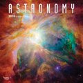 Cover image for 2018 Astronomy Square Calendar