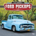 Cover image for 2018 Classic Ford Pickups Square Calendar