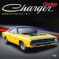 Cover image for 2018 Dodge Charger Square Calendar
