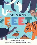 Cover image for So Many Feet