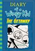 Cover image for Getaway (Diary of a Wimpy Kid Book 12)