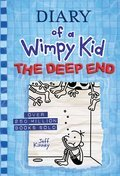 Cover image for Deep End (Diary of a Wimpy Kid Book 15)