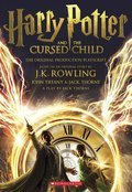 Cover image for Harry Potter and the Cursed Child, Parts One and Two