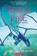 Cover image for Wings of Fire Graphic Novel #2