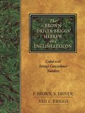 Cover image for Brown-Driver-Briggs Hebrew and English Lexicon