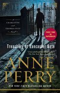 Cover image for Treachery at Lancaster Gate