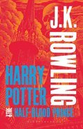 Cover image for Harry Potter and the Half Blood Prince Children's Paperback Editi