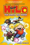 Cover image for Hilo Book 3