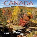 Cover image for 2018 Canada Medium 8.5X8.5 Bilingual Calendar