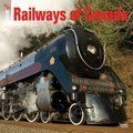 Cover image for 2018 Railways Of Canada Square Calendar