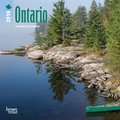 Cover image for 2018 Ontario Mini 7X7 Calendar