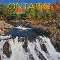 Cover image for 2018 Ontario Mini 7X7 Bilingual Calendar