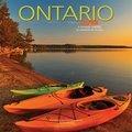 Cover image for 2018 Ontario Square Bilingual Calendar
