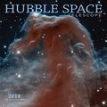 Cover image for 2018 Hubble Space Telescope Square Calendar