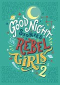 Cover image for Good Night Stories for Rebel Girls 2