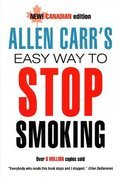 Cover image for Allen Carr's Easy Way to Stop Smoking