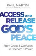 Cover image for Access and Release God's Peace